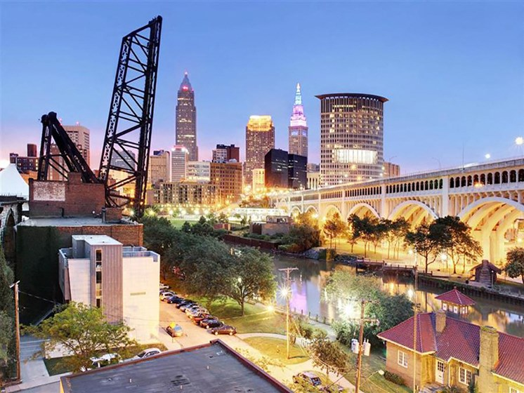 City View at Stonebridge Waterfront, Cleveland, OH
