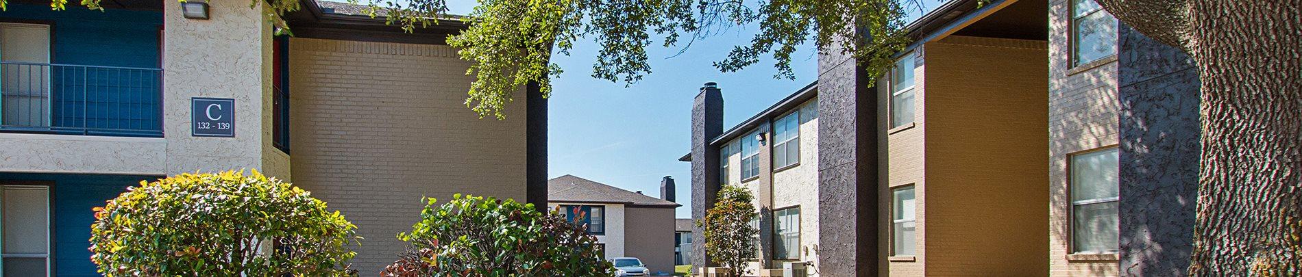 Building Exterior at Heritage Square Apartment Homes, Waco, Texas, TX