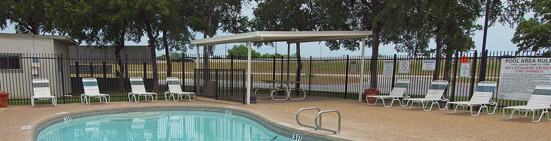 Sherwood Forest Apartments, Waco, Texas, TX
