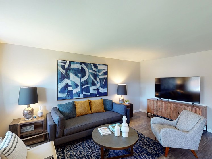 Vercanta Newport Beach   Newport Beach, CA   Living Room