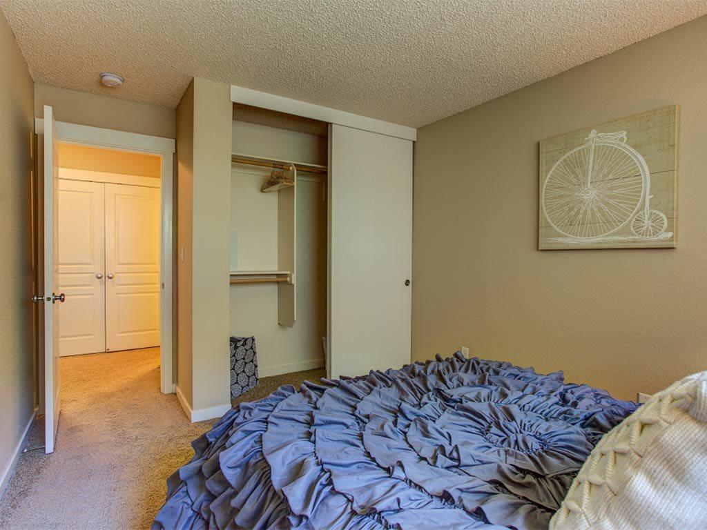 Model Bedroom and Closet at Commons at Timber Creek, Portland