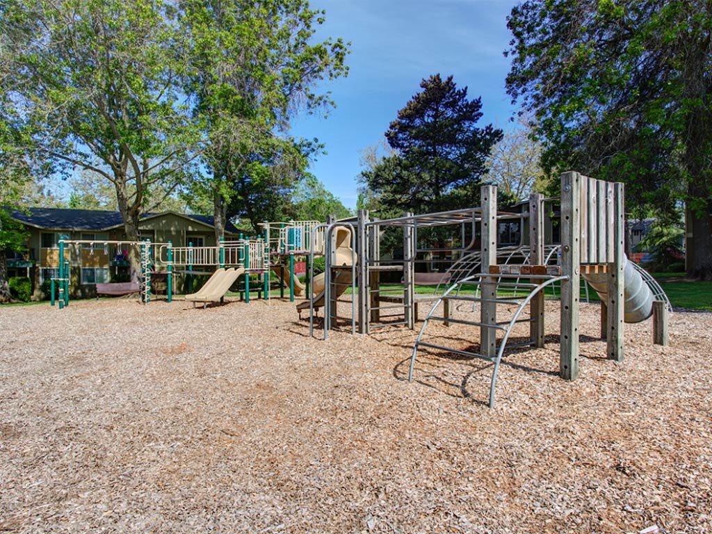 Children's Playground at Commons at Timber Creek, Oregon