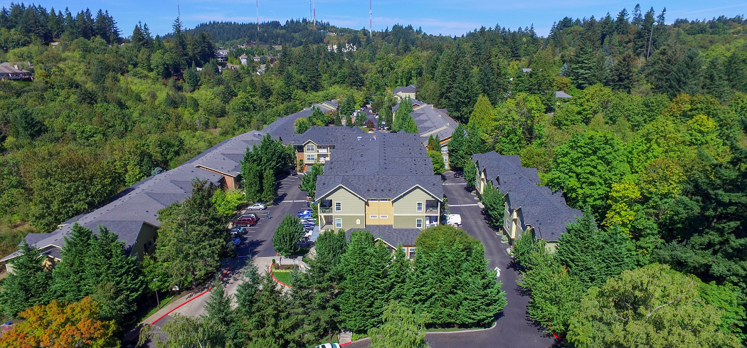 Apartments for Rent in Portland, Commons at Sylvan Highlands