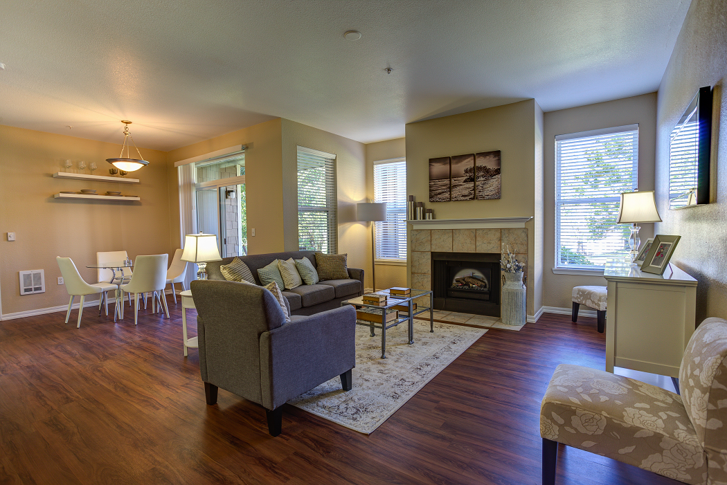 1 Bedroom Hillsboro Apartment, Commons at Verandas