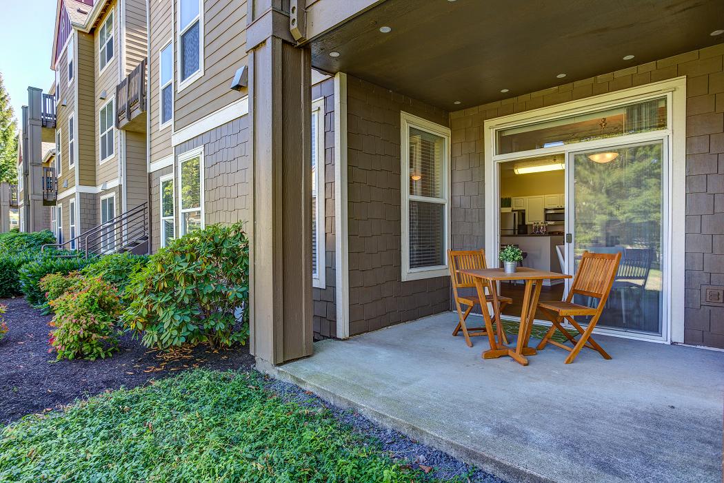 Commons at Verandas Apartments Hillsboro Oregon