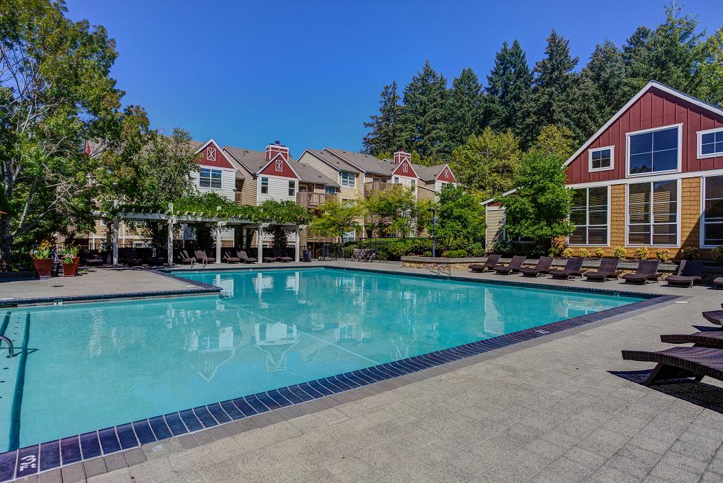 Intel Apartments for Rent Hillsboro Oregon, Commons at Verandas