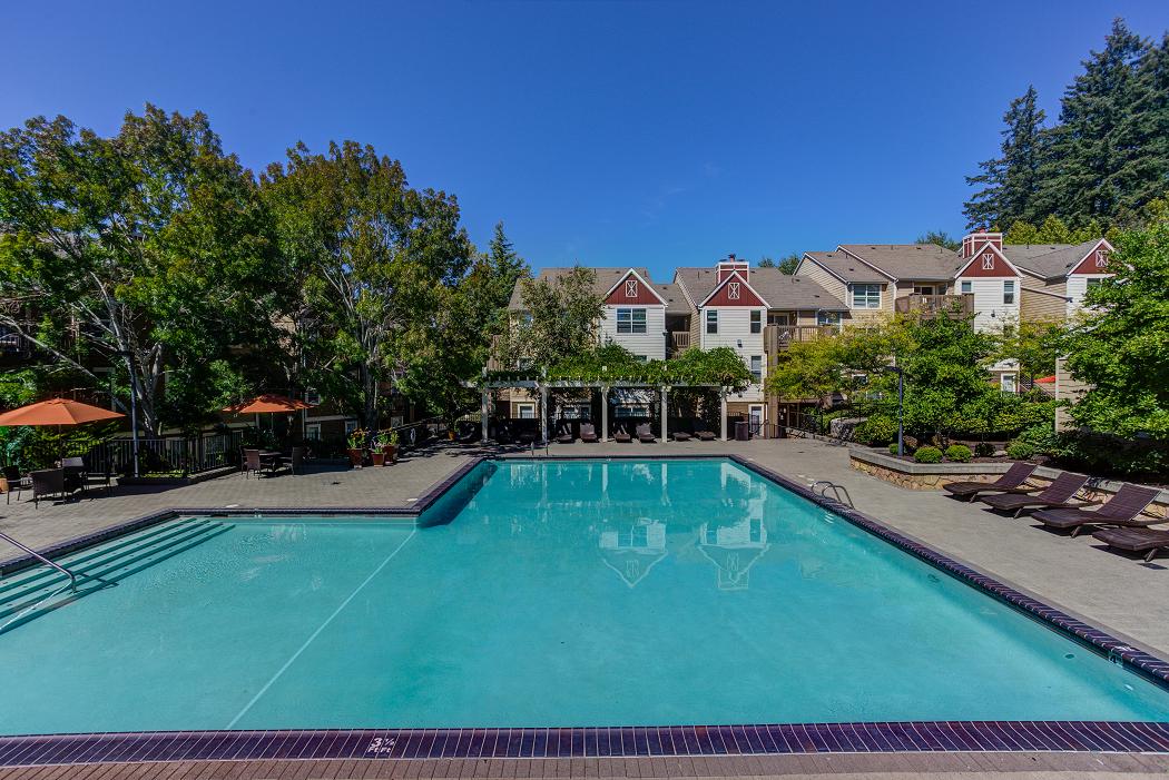 Commons at Verandas Apartment For Rent Hillsboro Oregon