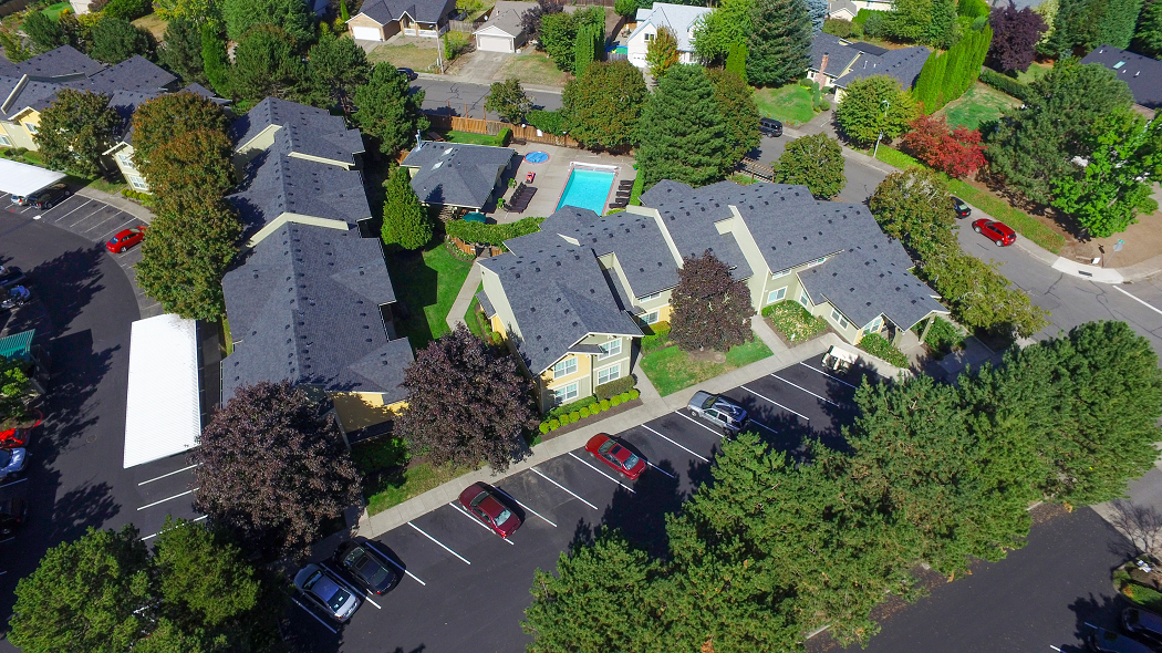 Orenco Station Apartments, Commons at Hawthorn Village