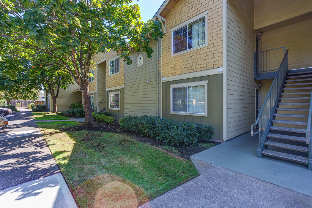 Hillsboro, Oregon Apartments, Commons at Hawthorn Village