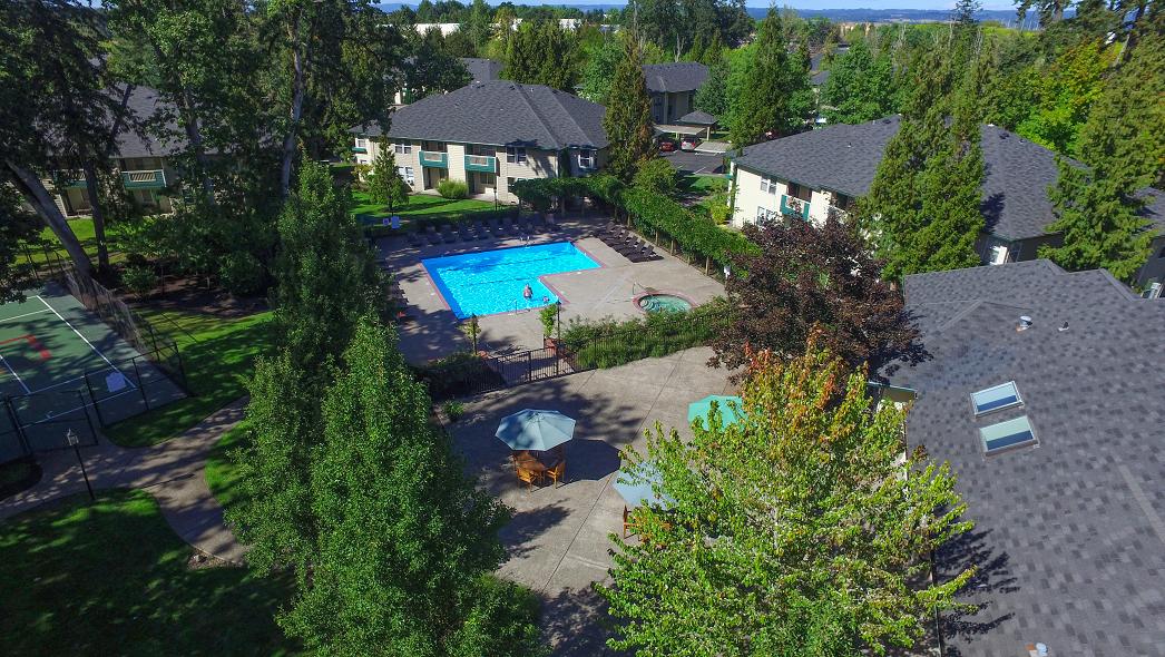 Commons at Dawson Creek Apartments Hillsboro OR