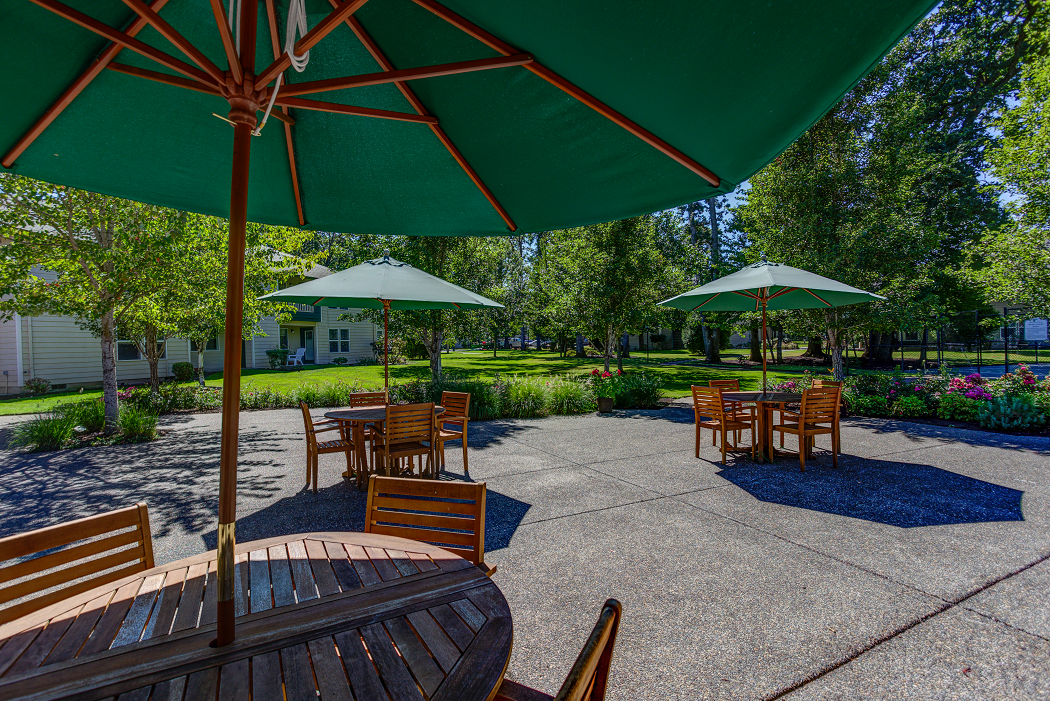 Commons at Dawson Creek Apartments in Hillsboro Oregon