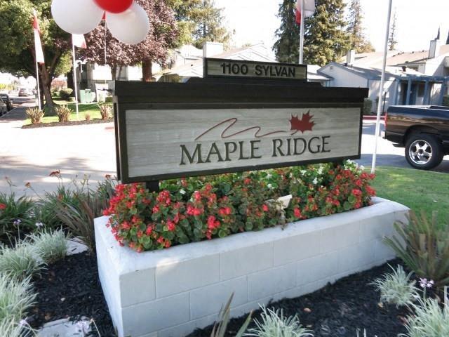 Maple Ridge   Sign