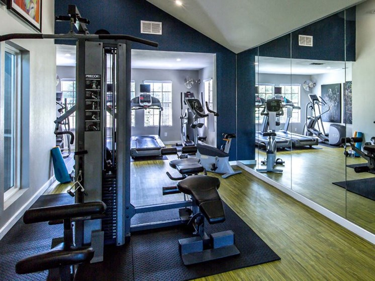State Of The Art Fitness Center at Balcones Club, Austin, Texas