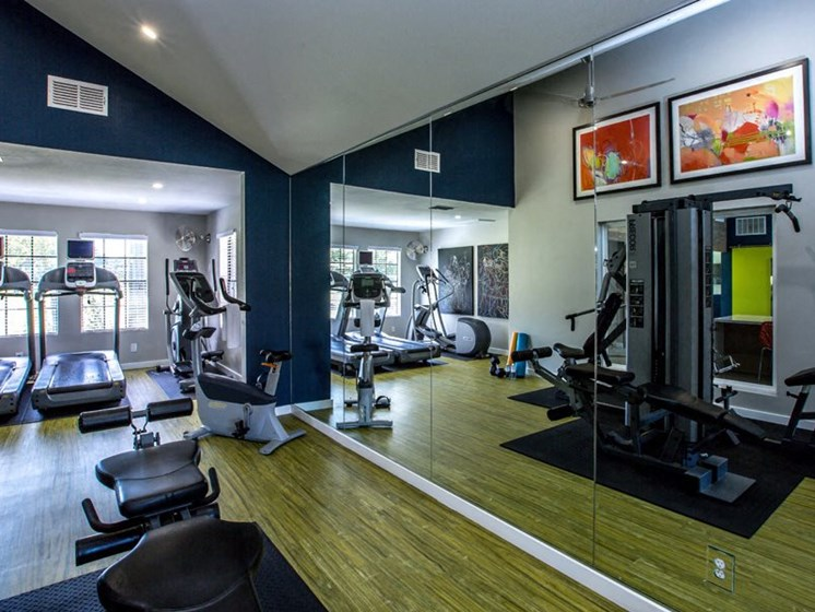 State-Of-The-Art Gym And Spin Studio at Balcones Club, Austin