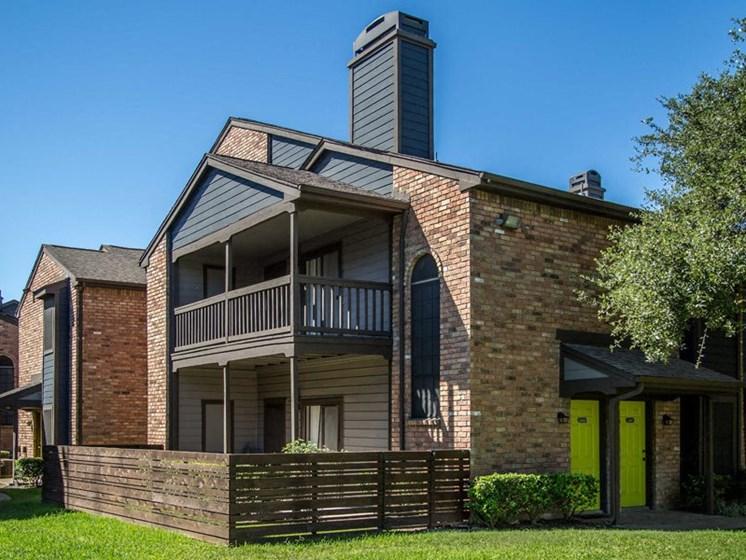 Property Exterior at Balcones Club, Texas