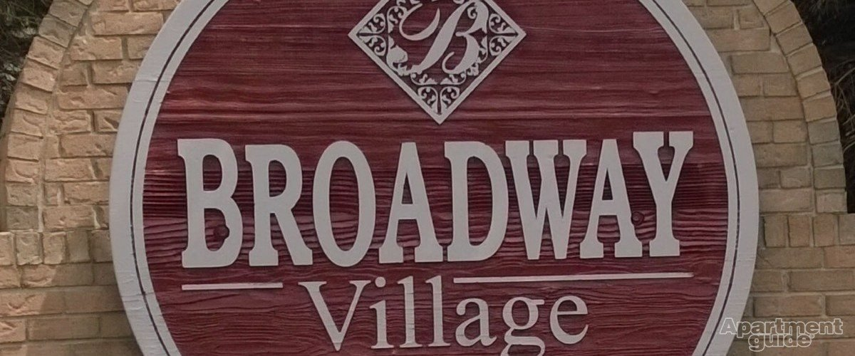 Broadway Village Apartments, Greenfield, Indiana