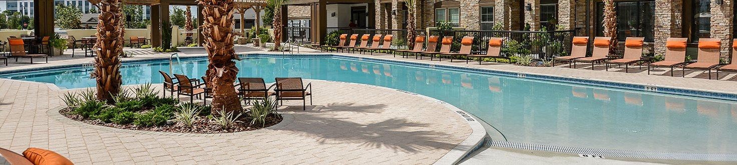 Swimming Pool at Circa at FishHawk Ranch