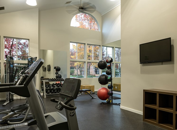 State Of The Art Fitness Center at Edgewater Apartments, Boise, 83703