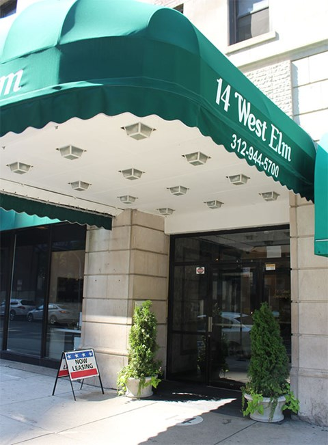 14 West Elm Apartments, Chicago, 60610