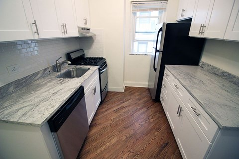Dishwasher Available at 14 West Elm Apartments, Chicago, IL 60610