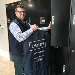 Dry Cleaning Service at Park View Apartments, Chicago, Illinois
