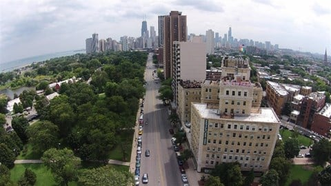 Incredible Views at Park View Apartments, Chicago,Illinois