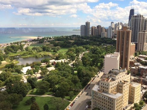 Lincoln Park at Park View Apartments, Chicago