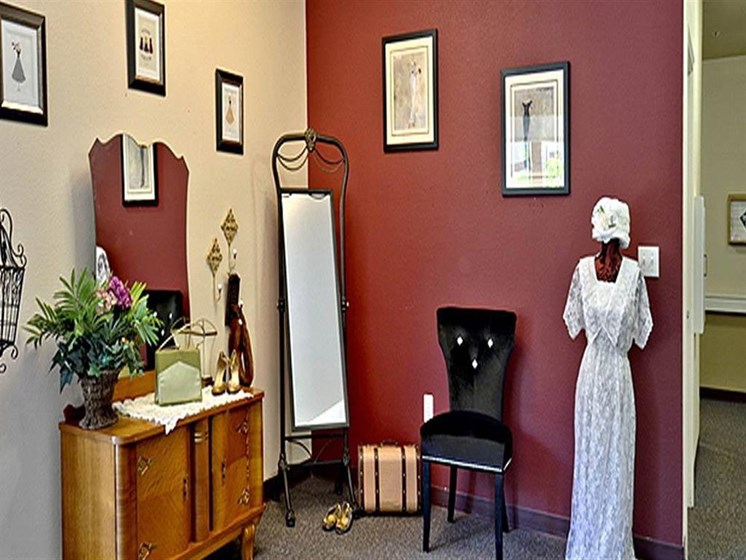 Dressing Area at Westmont of Pinole, Pinole, CA, 94564