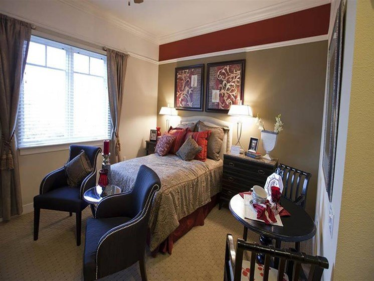 Gorgeous Bedroom at Westmont of Morgan Hill, Morgan Hill