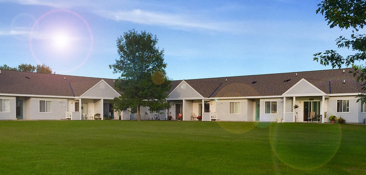 SummerField Clearbrook MN apartments