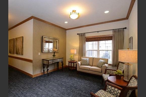 Lush Wall-to-Wall Carpeting at Highlands at Riverwalk Apartments 55+, Wisconsin 53092