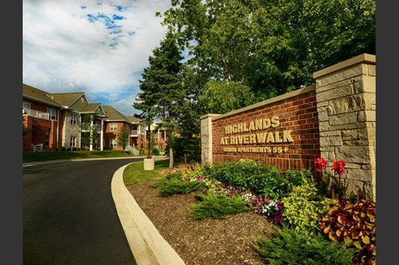 Access Controlled Community at Highlands at Riverwalk Apartments 55+, 10954 N Cedarburg Road, Mequon