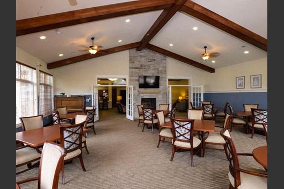 Four Seasons Room at Highlands at Riverwalk Apartments 55+, 10954 N Cedarburg Road, Mequon, Wisconsin