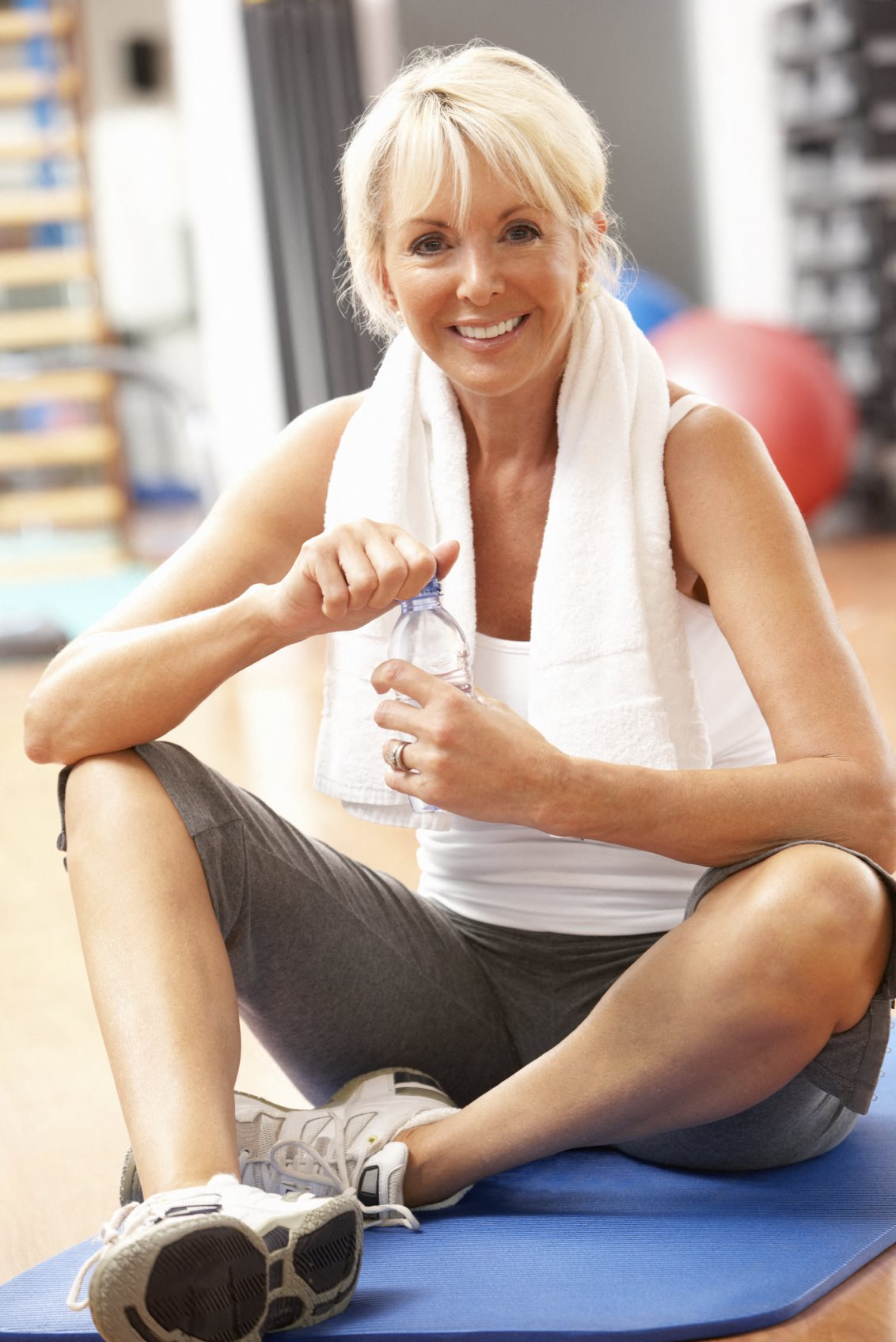 Fitness Center at Nicolet Highlands Apartments 55+, 430 Grant Street, Wisconsin, 54115