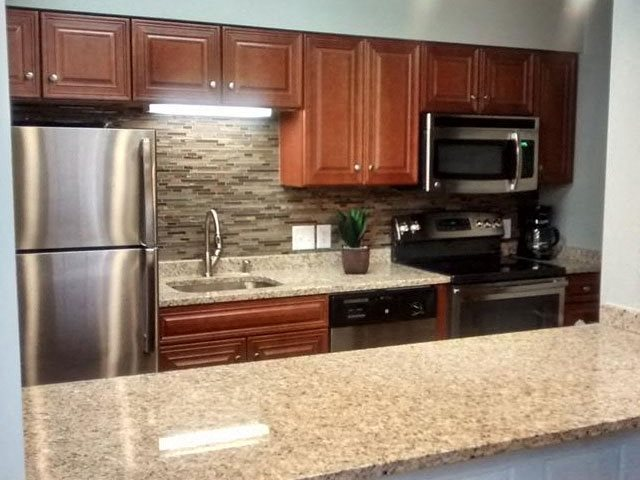 Gourmet Kitchens with Dishwasher and Disposal at Brookfield Highlands Apartments 55+, 20825 George Hunt Circle, Waukesha, WI