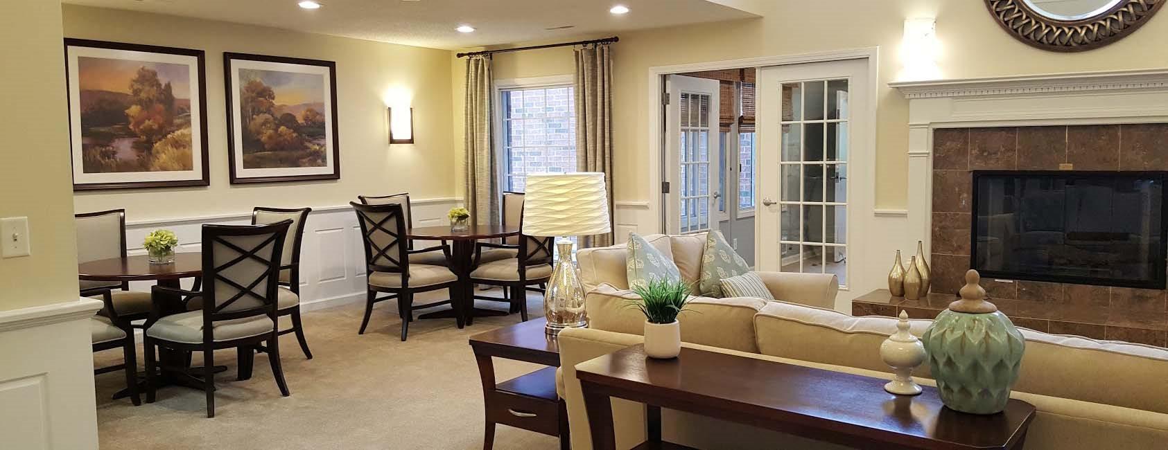 Wonderful Furnished Community at Brookfield Highlands Apartments 55+, 20825 George Hunt Circle, Waukesha, WI 53186