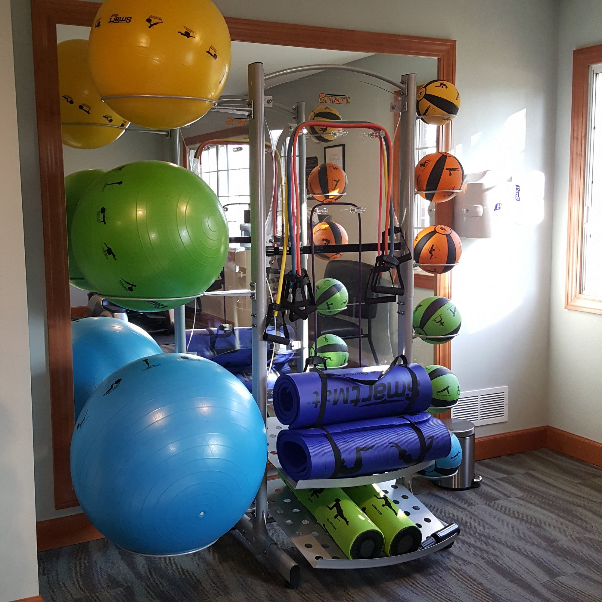 Health and Fitness Center at Brookfield Highlands Apartments 55+, 20825 George Hunt Circle, 53186