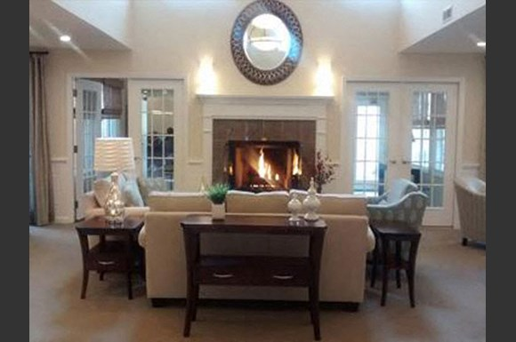 Fully Occupied Living Rooms at Brookfield Highlands Apartments 55+, Waukesha, WI,53186