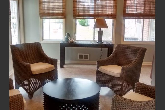 Newly Renovated Clubhouse at Brookfield Highlands Apartments 55+, 20825 George Hunt Circle, Waukesha, WI 53186