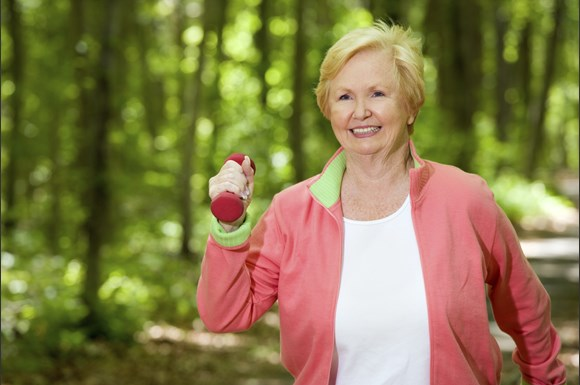 Health and Fitness Center at Foresthill Highlands Apartments & Townhomes 55+, Franklin, WI,53132