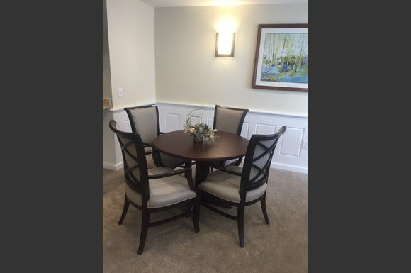 Separate Family Dining Area at Wildwood Highlands Apartments & Townhomes 55+, N78w17445 Wildwood Drive, WI 53051