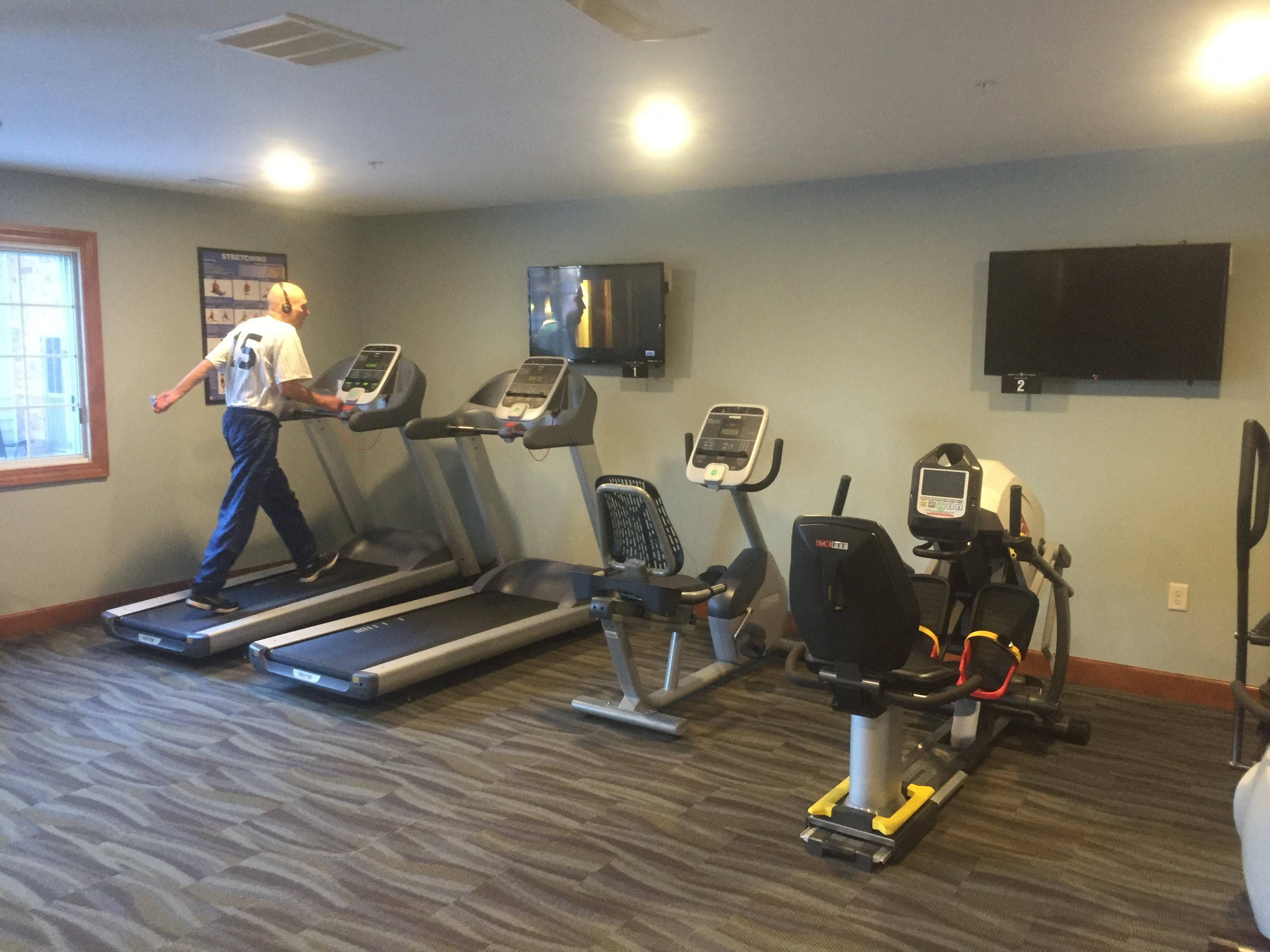 Cardio Equipment at Wildwood Highlands Apartments & Townhomes 55+, N78w17445 Wildwood Drive, WI 53051