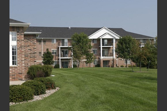 There are Beautiful Surroundings near Ridgeview Highlands Apartments & Townhomes,Wisconsin,54911