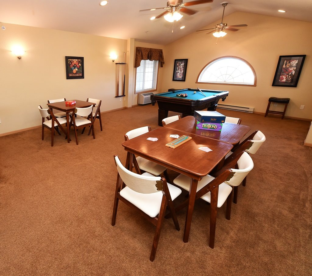 Billiards & Game Room