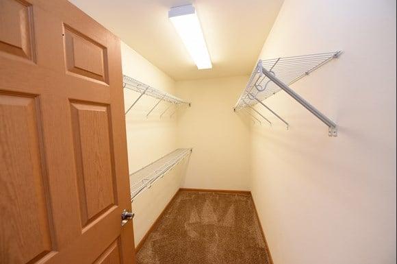 Large Walk-In Closet