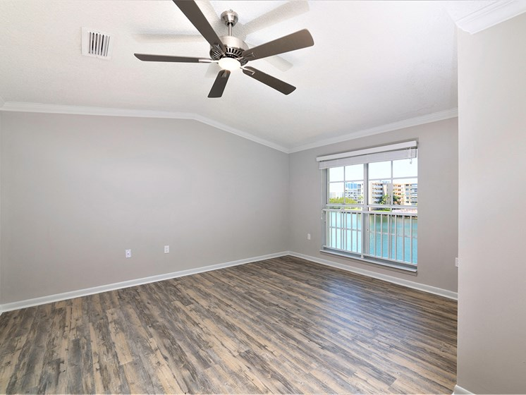 Faux Wood Flooring at Lincoln Pointe, Aventura