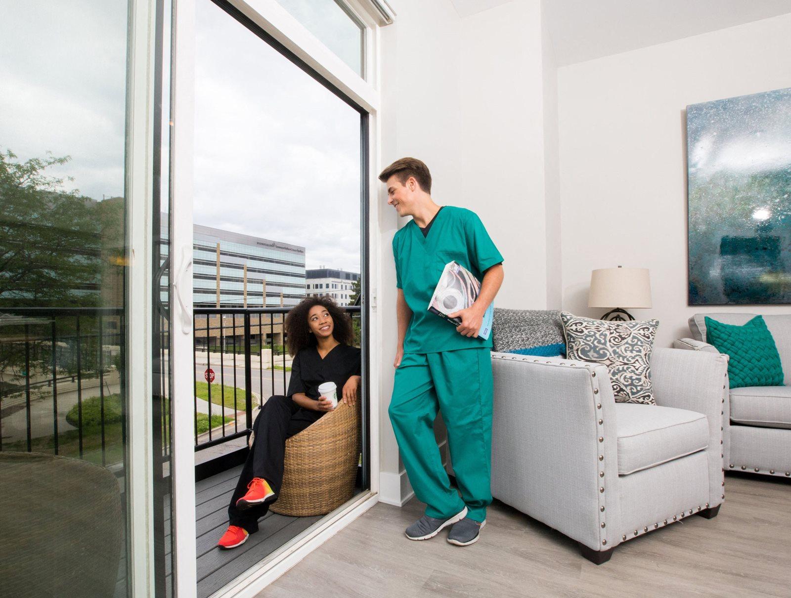 Apartments Near Grand Rapids Medical Mile