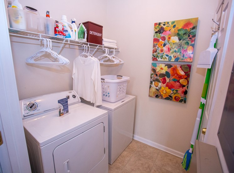 Walton Ridenour In-Home Laundry Connections
