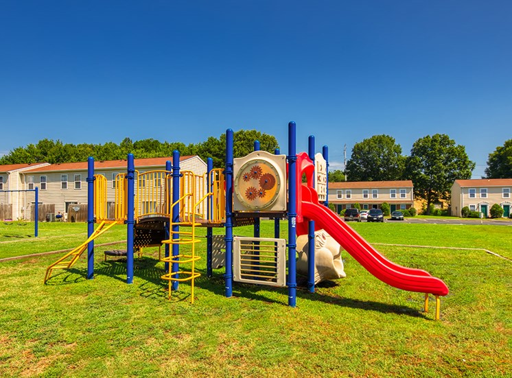 Playground at Woodbriar Apartments