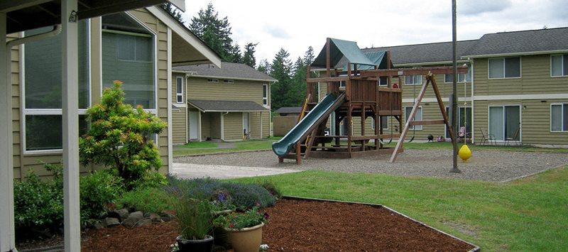 Woodsvilla Playground